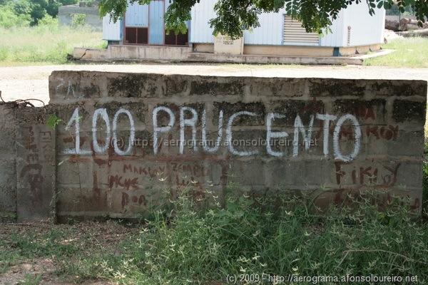 Graffiti: 100 PRUCENTO
