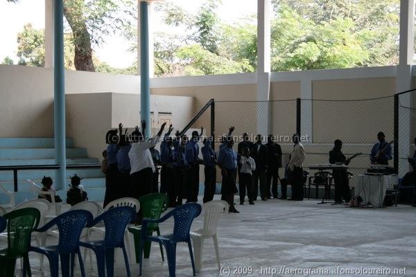 O coro