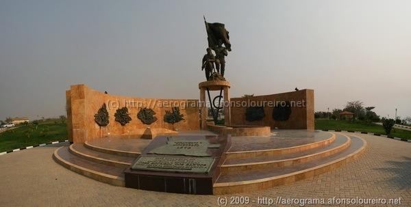 Monumento aos Mártires de Kifangondo