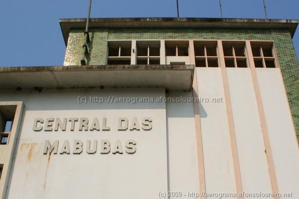 Central das Mabubas