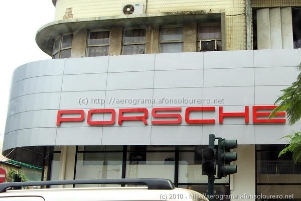 Concessionário Porsche