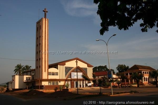 Catedral de N'Dalatando