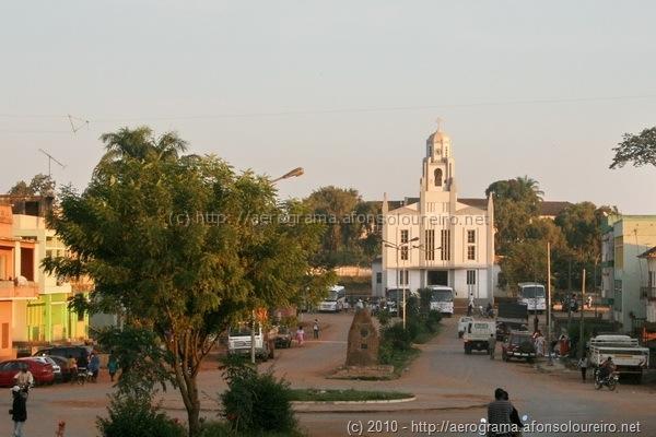 Igreja da Gabela