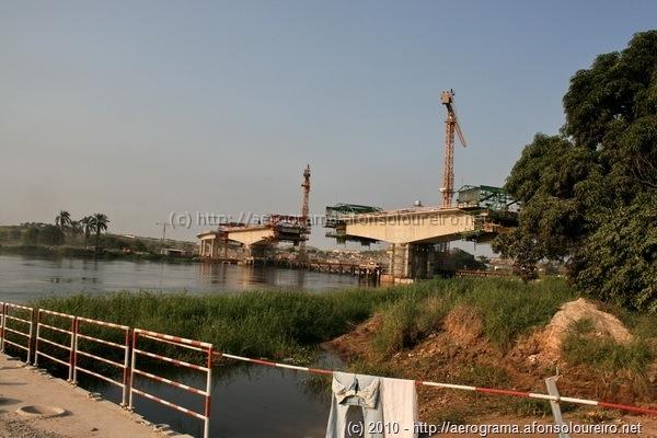 Nova ponte da Cabala