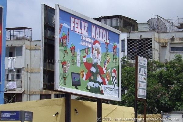 Pai Natal africano