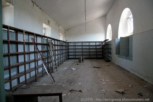 Sala do arquivo