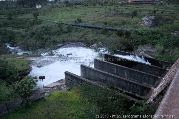 Aproveitamento hidroeléctrico do Cuando