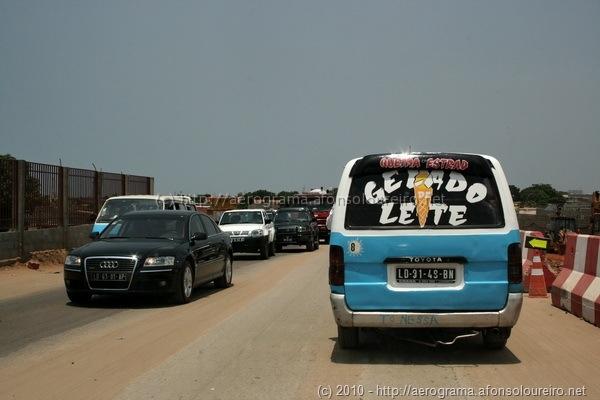 Trânsito de Luanda