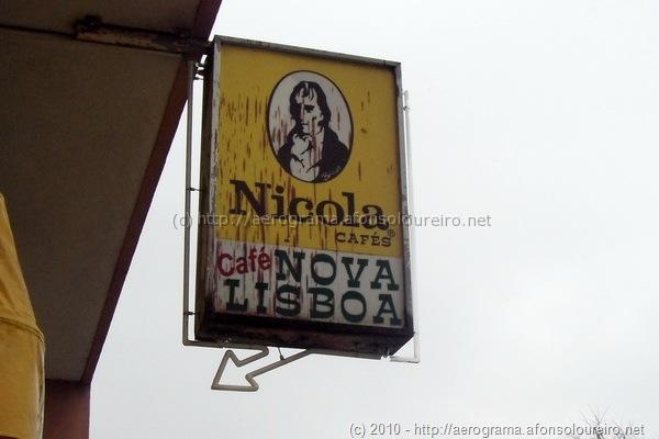 Café Nova Lisboa