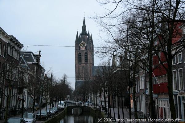 Catedral de Delft