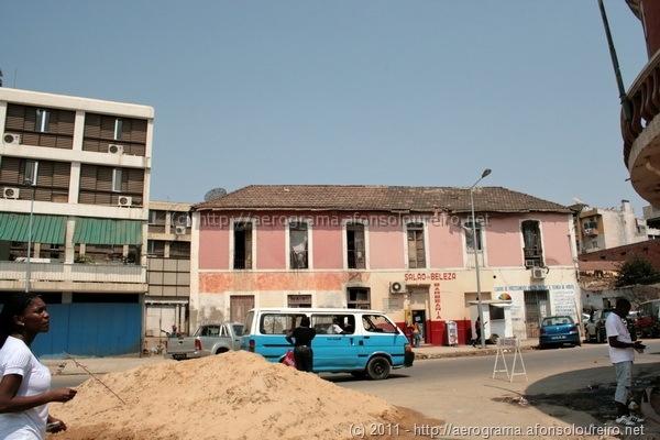 Baixa de Luanda