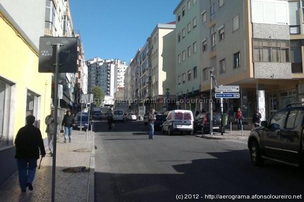 Avenida António Enes